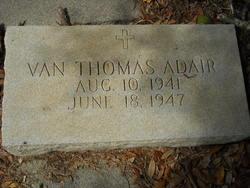 Van Thomas Adair