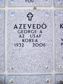 George A Azevedo