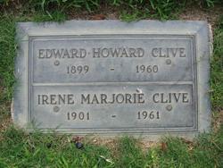 Irene Marjorie Clive