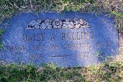 Daisy A. <i>Fountain</i> Rollins