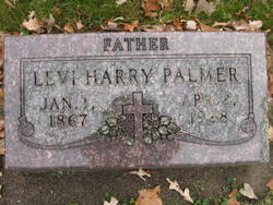 Levi Harry PALMER