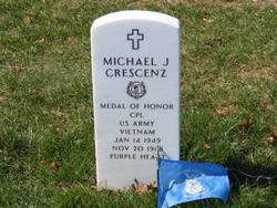 Corp Michael Joseph Crescenz