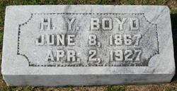 H Y Boyd
