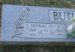 Thomas Elton Butler, Jr