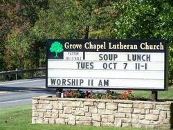 Grove Chapel Lutheran Church Cemetery