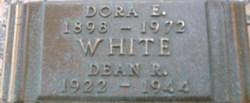 Dora E White