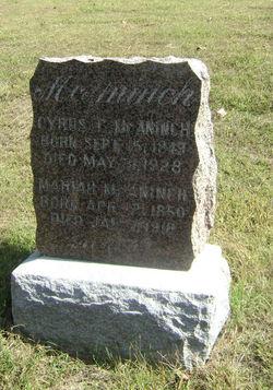 Cyrus Clark McAninch