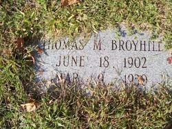 Thomas M. Broyhill