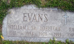 William Leo Evans, Sr
