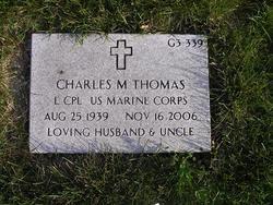 Charles Milton Chuck Thomas