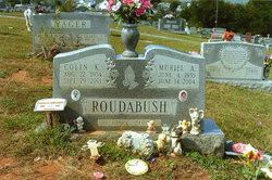 Muriel Ann <i>Brown</i> Roudabush