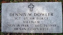 Dennis W. Dowler