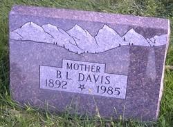 B L Davis