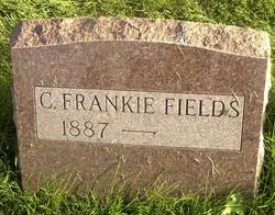 C Frankie Fields