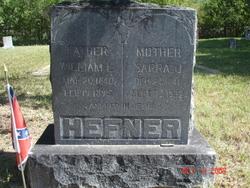 William Lafayette Hefner