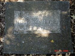 Matilda Skenell <i>Key</i> Hefner