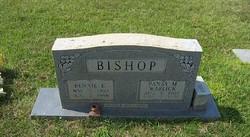 Pansy M <i>Warlick</i> Bishop