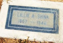 Lillie A <i>Kent</i> Shinn