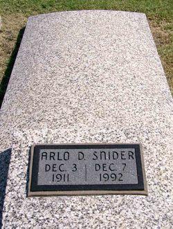 Arlo David Snider