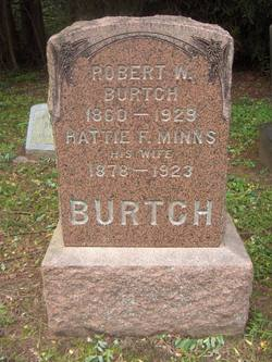 Robert W Burtch