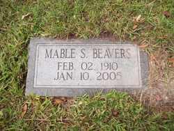 Mabel S <i>Synoground</i> Beavers