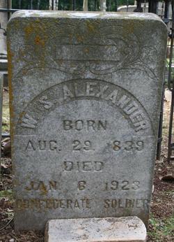 William Summey Alexander