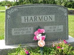 Josephine E. <i>Hollingsworth</i> Harmon