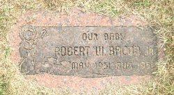 Robert W Bacon, Jr