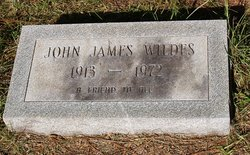 John James Wildes