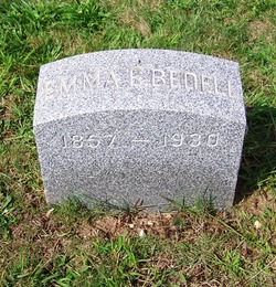 Emma F Bedell