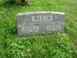 Helen M <i>Spillman</i> McKim