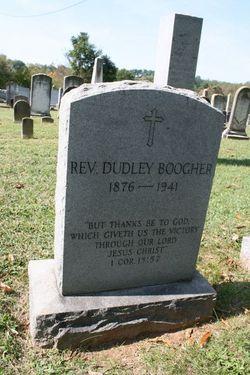 Rev Dudley Boogher