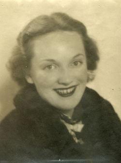 Mary Munn <i>Hayes</i> Thompson