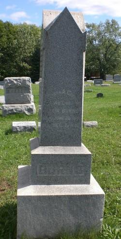 Mary A. <i>Cole</i> Burns