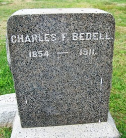 Charles F Bedell