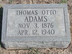 Thomas Otto Adams