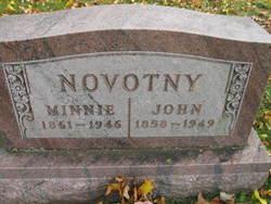 Minnie Melissa <i>Whipps</i> NOVOTNY