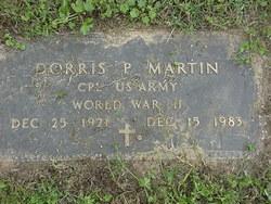 Dorris <i>Peyton</i> Martin