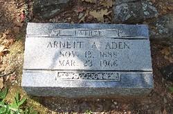 Arnet A Aden