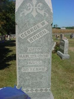 George Washington Roush, Sr