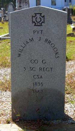 William J Brooks