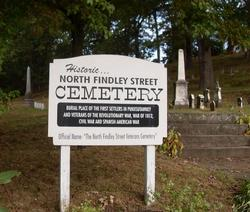 North Findley Street Cemetery