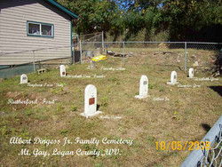 Albert Dingess Jr. Family Cemetery