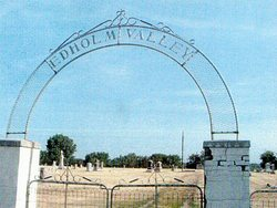 Edholm Cemetery