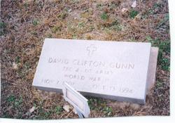 David Clifton Gunn