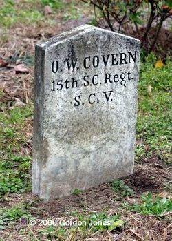 Pvt Oscar William Covern