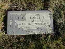 Lance S. Miller