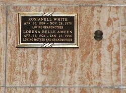 Lorena Belle <i>Martin</i> Ameen