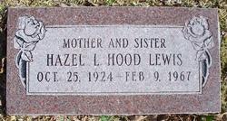 Hazel Leona <i>Barry</i> Hood Lewis