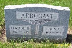 Elizabeth <i>Melton</i> Arbogast